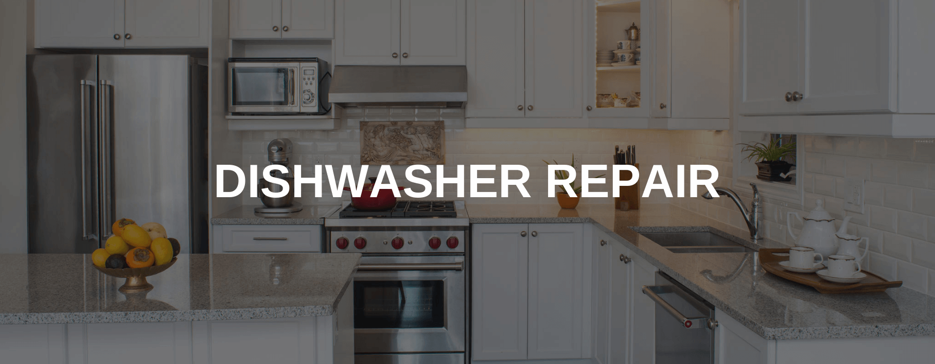 dishwasher repair durham